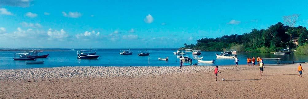 Resultado de imagem para imagens da praia de coroinhas em itacaré
